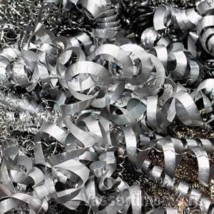 Стружка алюминиевая
