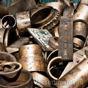 Химический анализ металла